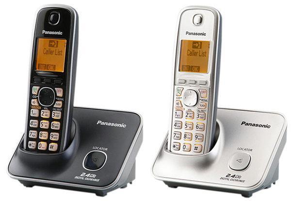 國際牌 Panasonic KX-TG3711 2.4GHz 數位無線電話【馬來西亞製 不斷電功能 黑/】