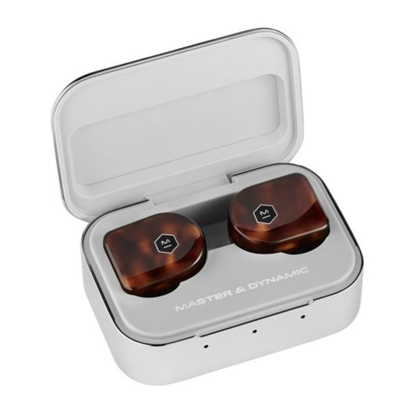 【台灣公司貨】保固兩年 Master & Dynamic MW07 Plus 無線藍牙耳機 耳麥 防水耳機 琥珀紅