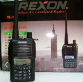 REXON RL-302 VHF 手持式無線電對講機